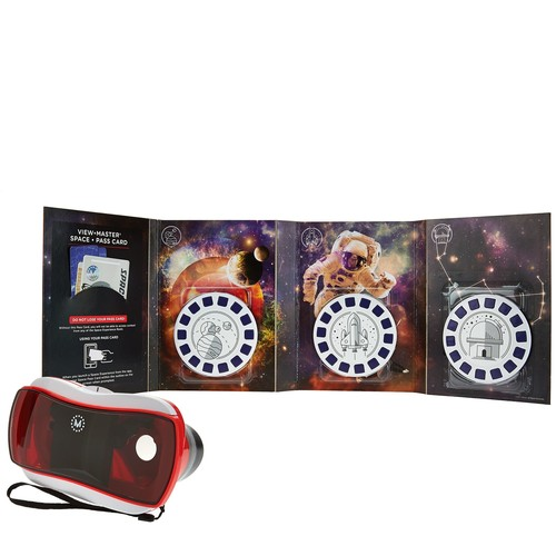 View-Master First Look Starter Kit w/ Space Bundle