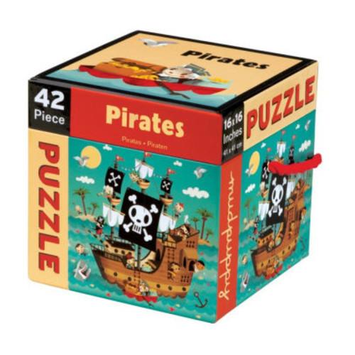 Pirates Cube Puzzle