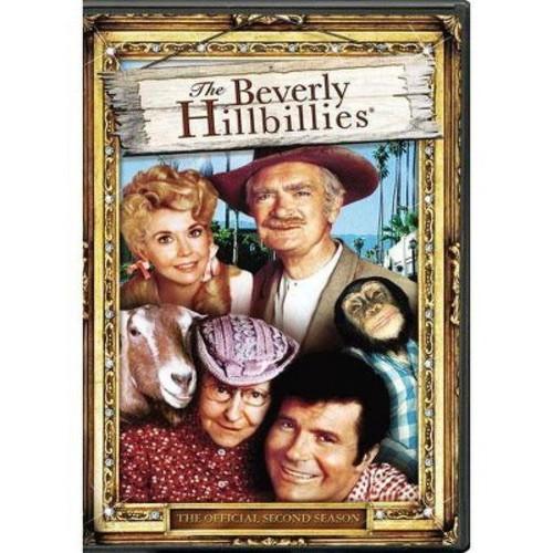 The Beverly Hillbillies: Season 2 DVD