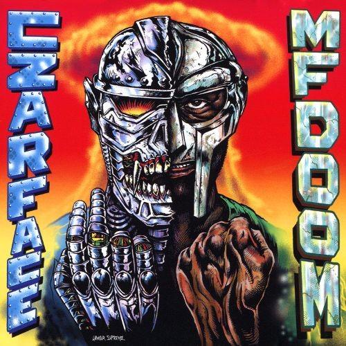 Czarface Meets Metal Face [CD]