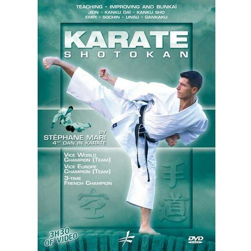 Stephane Mari: Karate Shotokan (DVD)