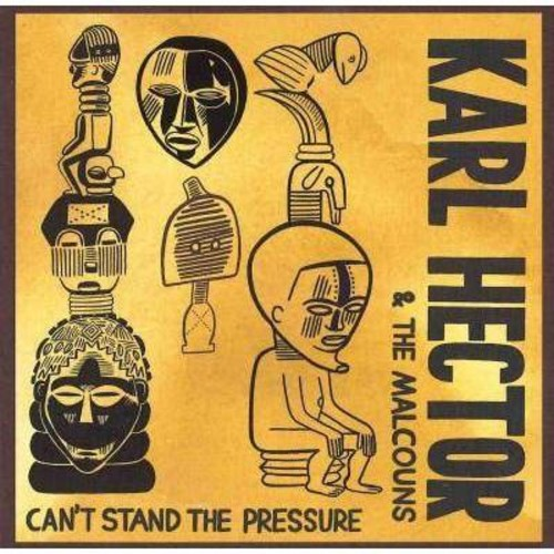 Can't Stand the Pressure [CD]