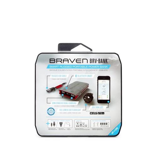 BRV Smart Rugged Portable Power Bank