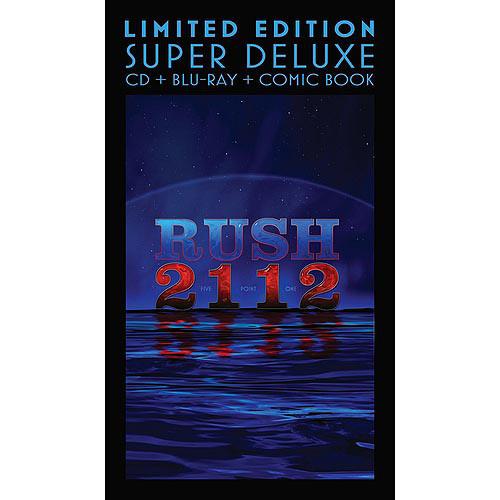 2112 [CD + 5.1 Audio Blu-Ray SUPER Deluxe Edition]