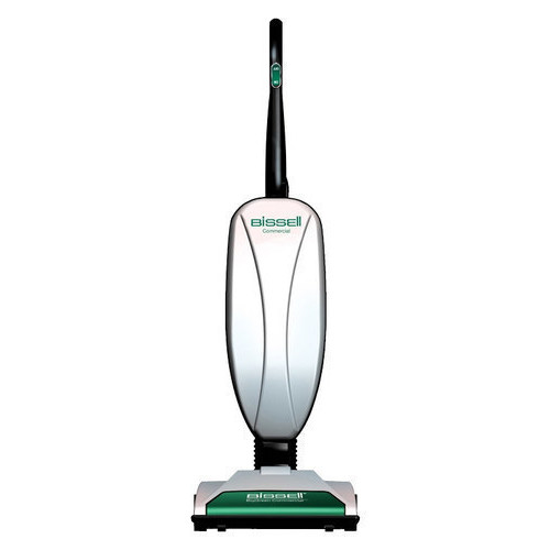 BISSELL - BigGreen Commercial Upright Vacuum - White