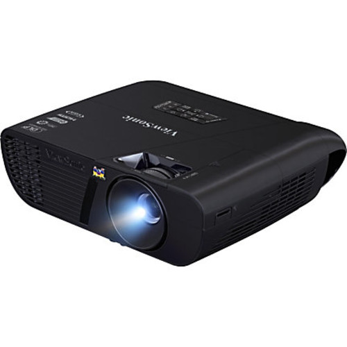 Viewsonic LightStream PJD7526W 3D Ready DLP Projector - HDTV - 16:10