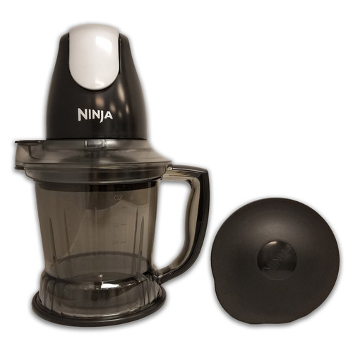 Ninja QB751QBK-RB Refurbished QB751Q 450 Watts Prep Blender-Black