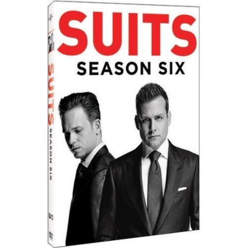 Suits:Season six (DVD)