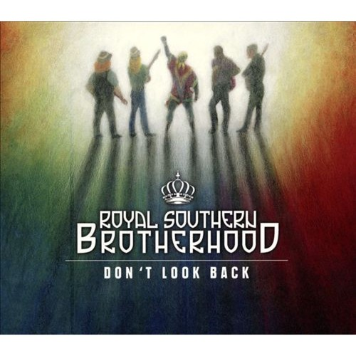 Don't Look Back [CD]
