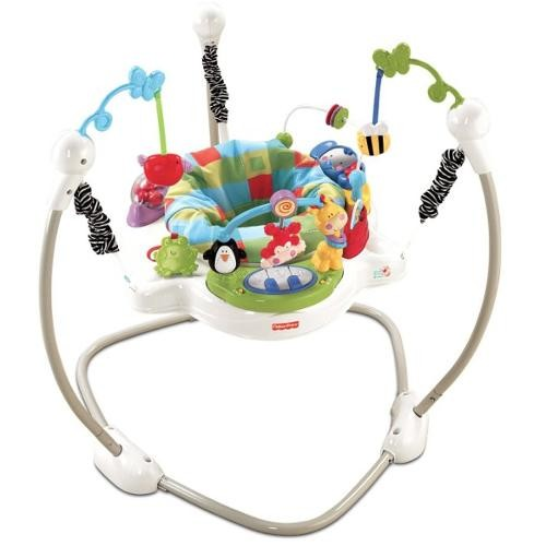 Fisher-Price Discover 'n Grow Jumperoo [Discover 'n Grow]