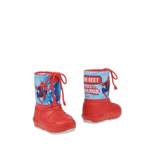MOON BOOT POD JR SPIDERMAN