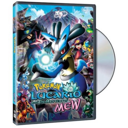 Pokmon: Lucario and the Mystery of Mew