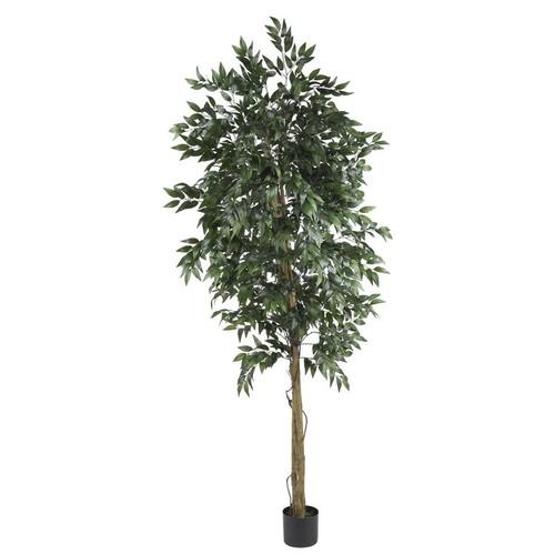 Nearly Natural Smilax Tree 6-Feet Green 5267