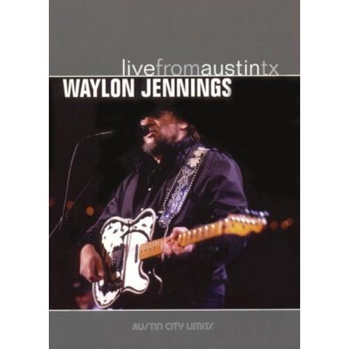 Live from Austin TX: Waylon Jennings DD5.1/DTS/2