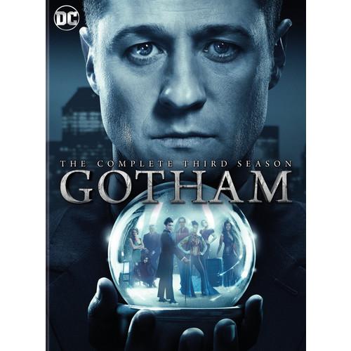 Gotham: The Complete Third Season [DVD]