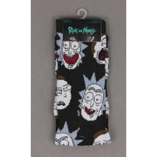 Rick & Morty Multi Socks