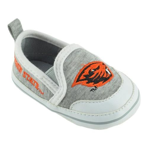 born & Infant Oregon State University Beavers Soft Sole Shoes