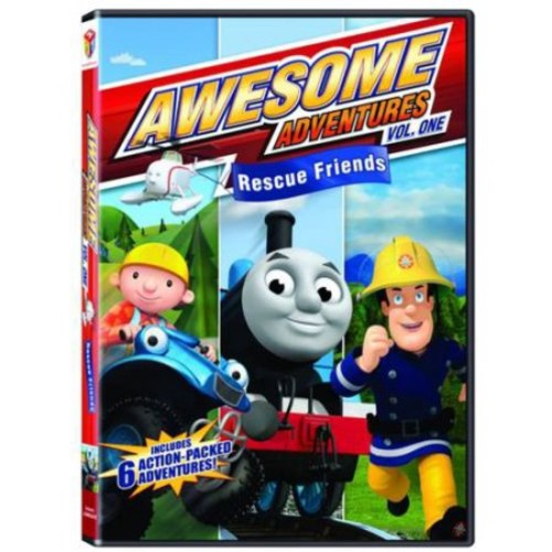 Awesome Adventures, Vol. 1: Rescue Friends [DVD]