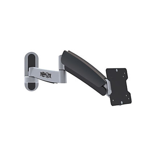 TRIPP LITE DWM1327SP Display TV LCD Wall Mount Arm Swivel Tilt for 13-27 Inch Flat Screen