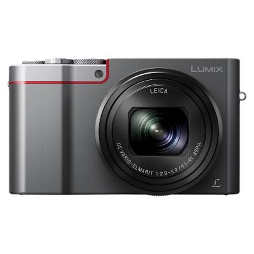 Panasonic 20MP LUMIX 4K Digital Camera - Silver