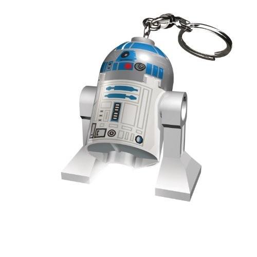 LEGO Star Wars : The Last Jedi  R2-D2 LED Key Chain Flashlight
