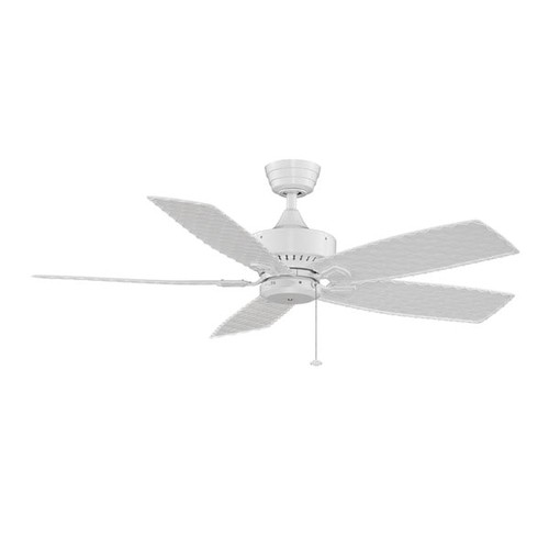 Fanimation Cancun 52-inch Wet Location Ceiling Fan - White