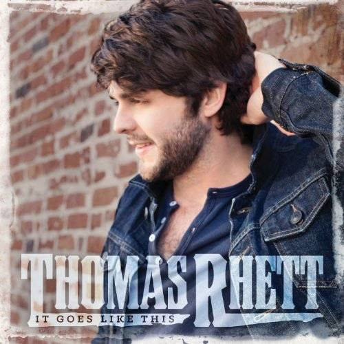 Thomas Rhett (Audio CD)