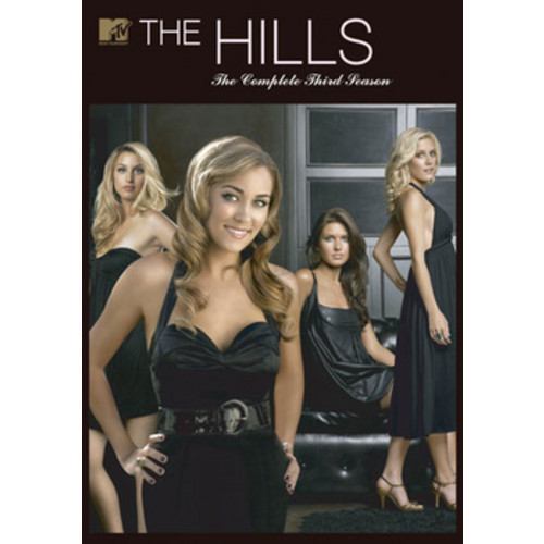 The Hills: The Complete Third Season [4 Discs] [DVD]