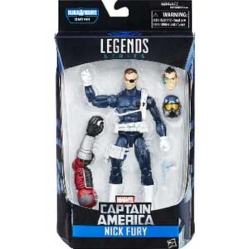 Hasbro Captain America Movie 6 Legends Series Action Figure - Assortment*