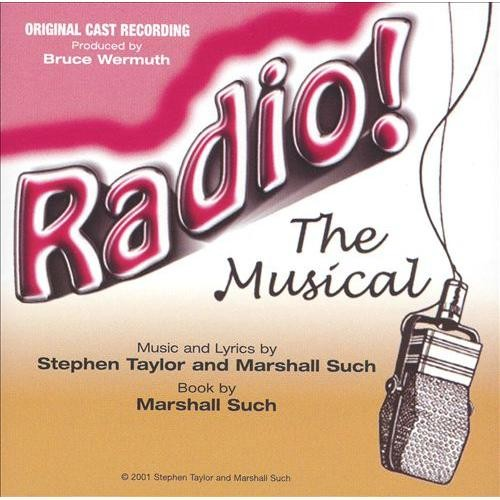 Radio! The Musical [Original Cast Recording] [CD]