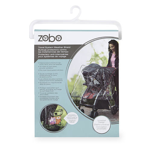 Zobo Travel System Weather Shield