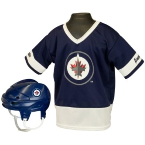 Franklin Winnipeg Jets Uniform Set