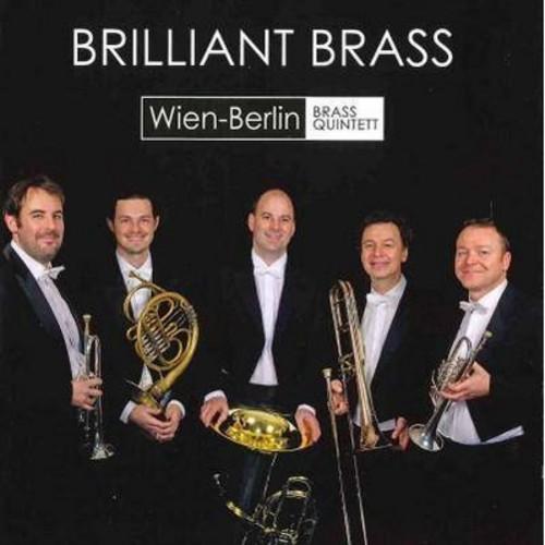 Brilliant Brass [CD]