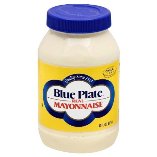Blue Plate Mayonnaise - 30 fl oz