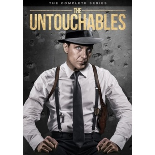 The Untouchables: The Complete Series ( (DVD))