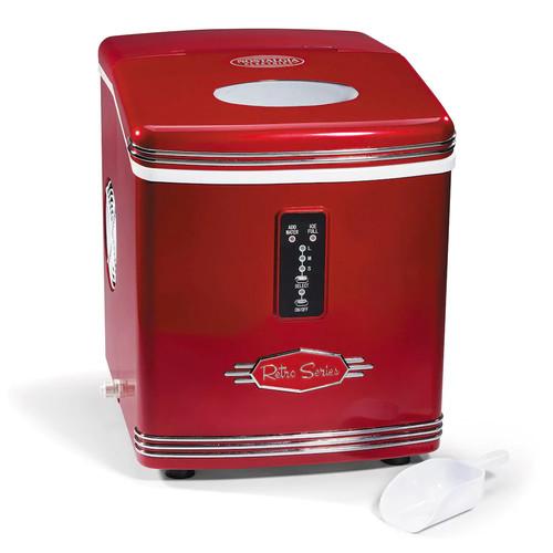 Nostalgia Electrics Retro Series 26-lb. High-Capacity Automatic Ice Maker