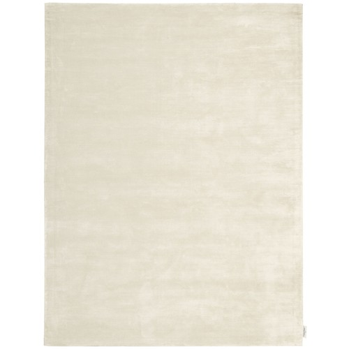Lunar 100% Viscose Area Rug in Beige design by Calvin Klein Home - 2' 3\