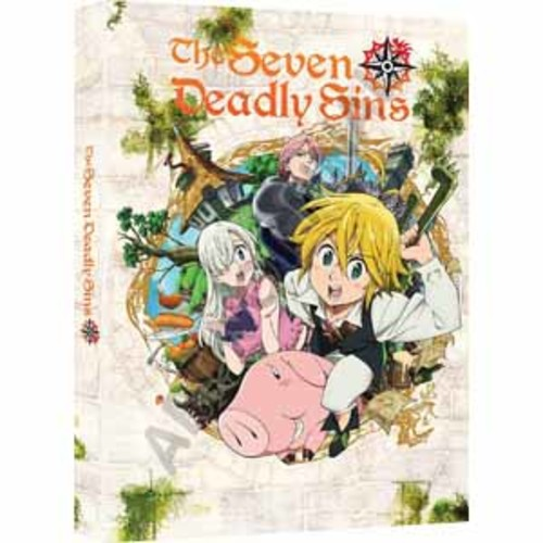 Seven Deadly Sins: Season One - Part One [DVD]