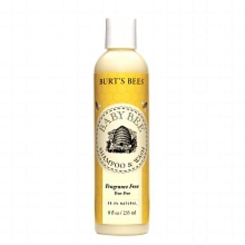 Burt's Bees Baby Bee Shampoo & Wash Fragrance Free, Fragrance Free