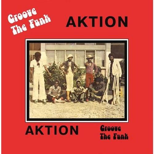 Groove the Funk [CD]