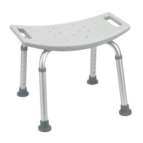 Drive Medical Grey Bathroom Safety Shower Tub Bench Chair