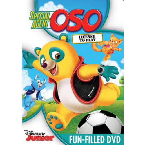Special Agent Oso: License To Play (Widescreen)