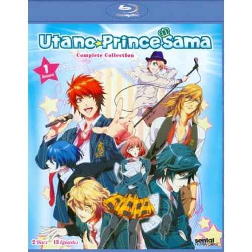 Uta No Prince-sama: Season One (Blu-ray) (Widescreen)