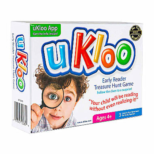 uKloo Kids Inc. uKloo Early Reader Treasure Hunt Game