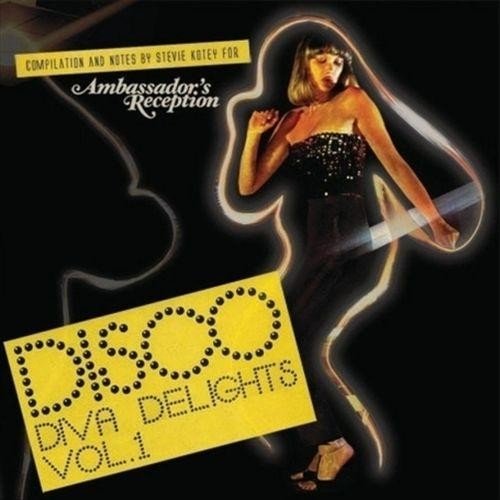 Disco Divas Delight [CD]