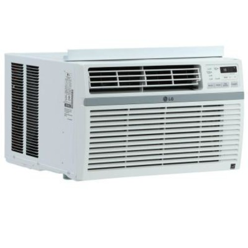 LG Electronics 15,000 BTU 115-Volt Window Air Conditioner with Remote and ENERGY STAR
