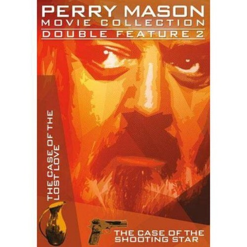 Perry Mason Double Feature: The Case Of The Shooting Star / The Case Of The Lost Love