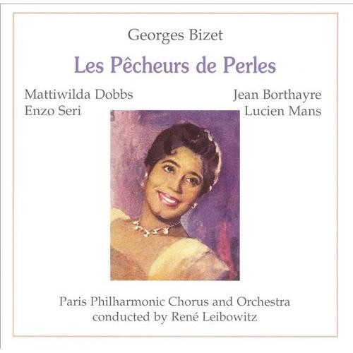 Bizet: pearl Fishers CD (2002)