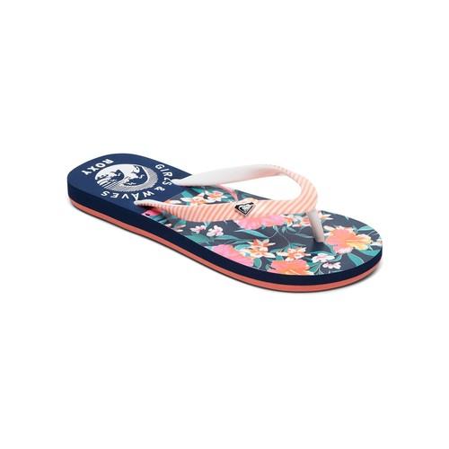 Girls 7-14 Pebbles Flip Flops