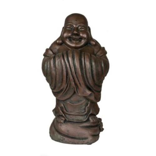 Sagebrook Home Buddha Standing Sculpture